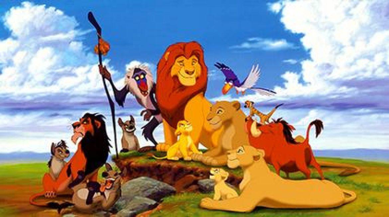 Hauskoja faktoja elokuvasta Leijonakuningas