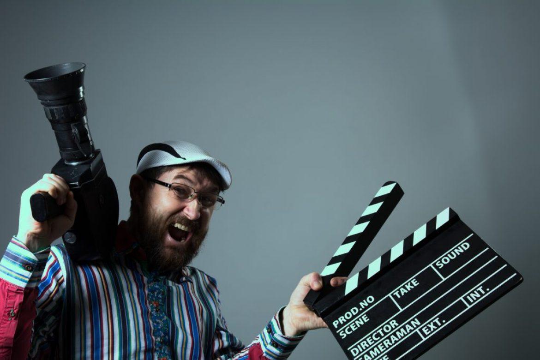 Mitä elokuvaohjaaja tekee?